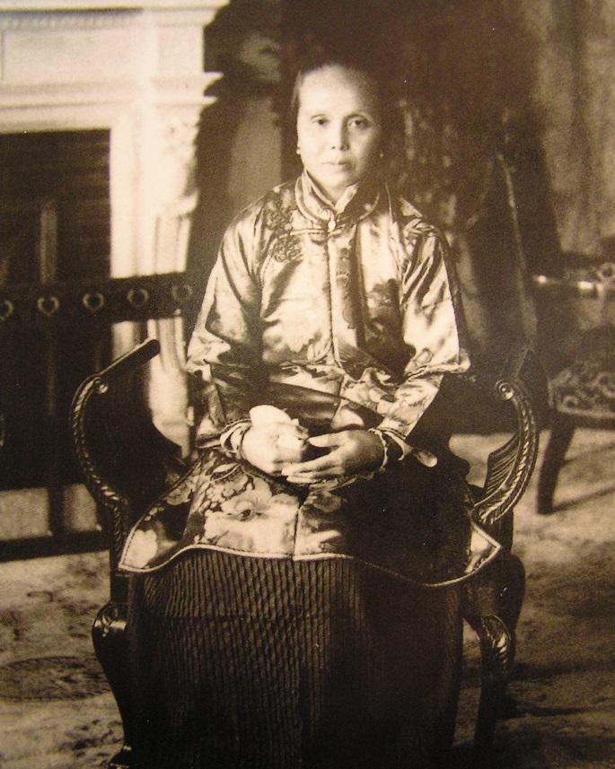 孫文最初の妻盧慕貞