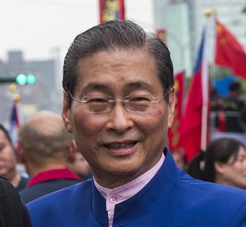 中華統一促進党張安楽